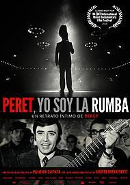"Movie poster for ""PERET: MAY NAME IS RUMBA"""