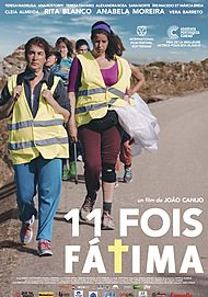 """Movie poster for """"FATIMA"""""""