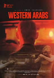 "Movie poster for ""WESTERN ARABS"""