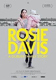 "Movie poster for ""ROSIE"""