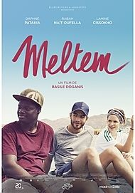 """Movie poster for """"MELTEM"""""""