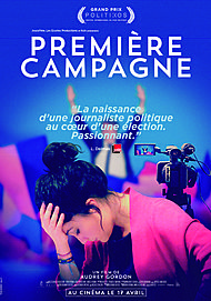 "Movie poster for ""PREMIERE CAMPAGNE"""