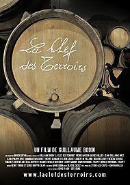 "Movie poster for ""LA CLEF DES TERROIRS"""