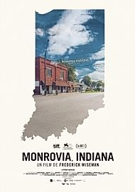 "Movie poster for ""MONROVIA, INDIANA"""