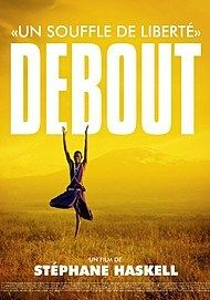 "Movie poster for ""DEBOUT"""