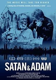 "Movie poster for ""SATAN & ADAM"""