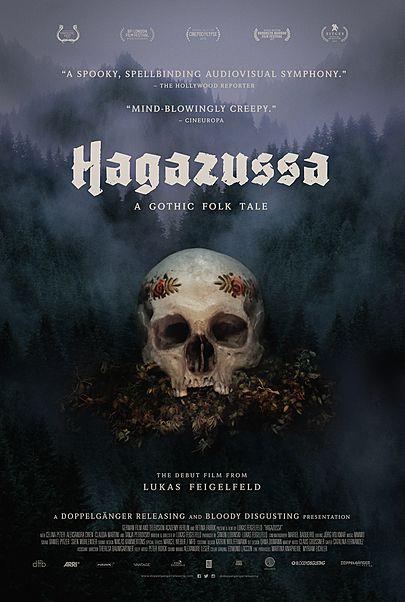 """Movie poster for """"HAGAZUSSA"""""""