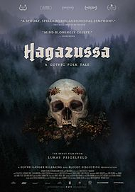 "Movie poster for ""HAGAZUSSA"""