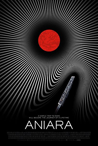 "Movie poster for ""ANIARA"""