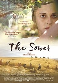 "Movie poster for ""THE SOWER"""