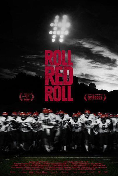 """Movie poster for """"ROLL RED ROLL"""""""