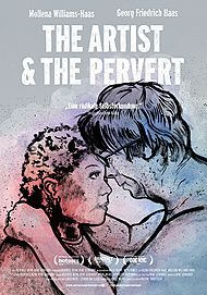 "Movie poster for ""The Artist & The Pervert"""