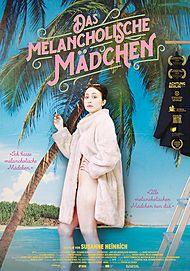"""Filmplakat für """"Das melancholische Mädchen"""""""