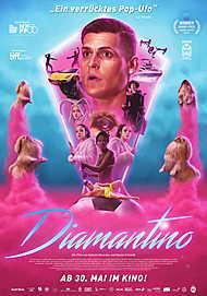 "Movie poster for ""DIAMANTINO"""