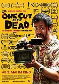 "Filmplakat für ""One Cut of the Dead"""