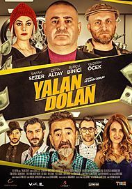 """Filmplakat für """" Yalan Dolan"""""""