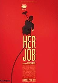 "Movie poster for ""HER JOB"""