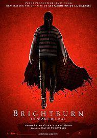 """Movie poster for """"BRIGHTBURN"""""""