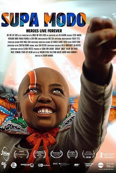 """Filmplakat für """"Supa Modo"""""""