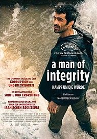 "Filmplakat für ""A Man of Integrity - Kampf um die Würde"""
