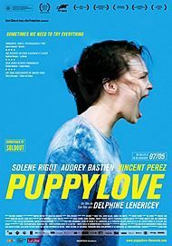 """Movie poster for """"PUPPYLOVE"""""""