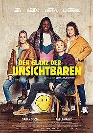 """Filmplakat für """"DER GLANZ DER UNSICHTBAREN"""""""