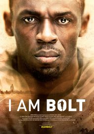"Movie poster for ""I AM BOLT"""