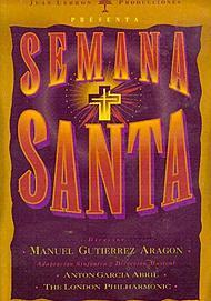 "Movie poster for ""SEMANA SANTA"""