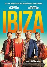 "Movie poster for ""IBIZA"""