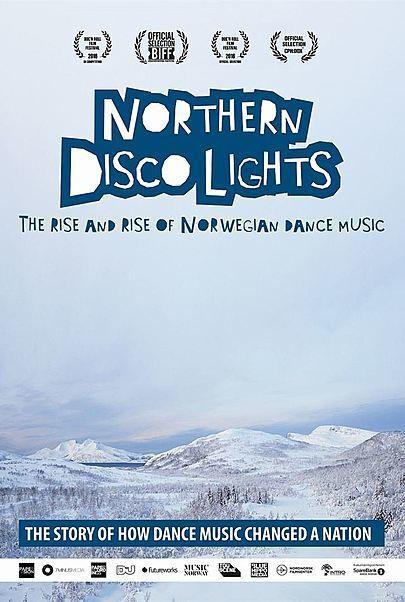 """Filmplakat für """"Northern Disco Lights"""""""
