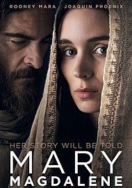 "Movie poster for ""MARY MAGDALENE"""