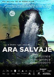 "Movie poster for ""ARA SALVAJE"""