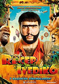 "Movie poster for ""RECEP IVEDIK 6"""