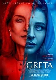 "Movie poster for ""GRETA"""