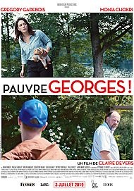 "Movie poster for ""PAUVRE GEORGES !"""