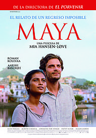 "Movie poster for ""MAYA"""