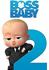 "Movie poster for ""BOSS BABY - ES BLEIBT IN DER FAMILIE"""