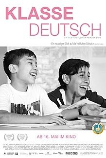 """Filmplakat für """"Klasse Deutsch"""""""