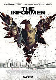 """Filmplakat für """"THE INFORMER"""""""
