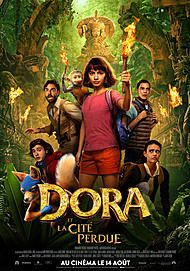 "Movie poster for ""DORA AND THE LOST CITY OF GOLD"""