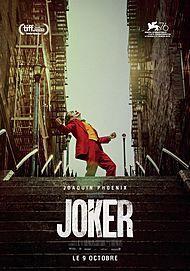 """Movie poster for """"JOKER"""""""