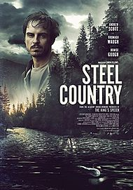 "Movie poster for ""STEEL COUNTRY"""