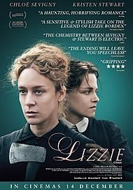 "Movie poster for ""LIZZIE"""