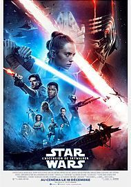 """Movie poster for """"STAR WARS: THE RISE OF SKYWALKER"""""""