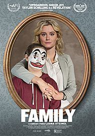 "Movie poster for ""FAMILY"""