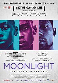 "Movie poster for ""MOONLIGHT"""