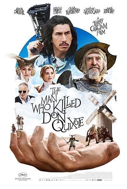 """Movie poster for """"THE MAN WHO KILLED DON QUIXOTE"""""""