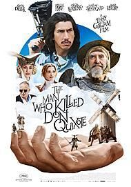 "Movie poster for ""THE MAN WHO KILLED DON QUIXOTE"""
