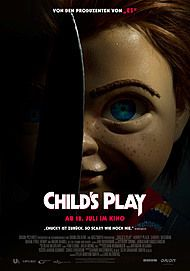 "Filmplakat für ""CHILD'S PLAY"""