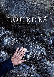 "Movie poster for ""LOURDES"""